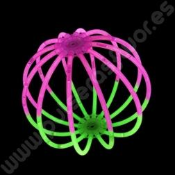 Esferas Luminosas Bicolor