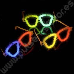 Gafas Luminosas Calavera Granel (50 uds)