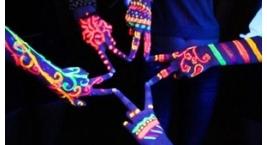 Pintura Fluor Uv Neon