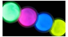 Pins Luminosos