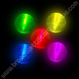 Pelotas de Goma Luminosas (2 uds)