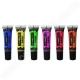 Pintura fluorescente para ropa UV