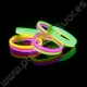 Pulseras Luminosas Triple