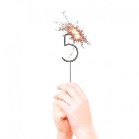 Bengala forma Número 5