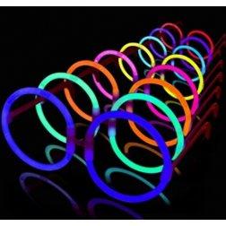 Gafas Redondas Luminosas