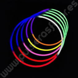 Collares Luminosos Tricolor (50 uds)