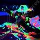Pintura Brilla Oscuridad Corporal 10 ml
