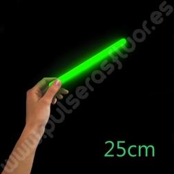 Barritas Luminosas 25 cm (25 uds)
