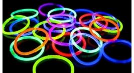 Pulseras Luminosas Neon
