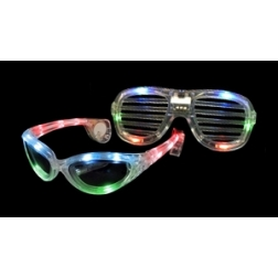 Gafas Led